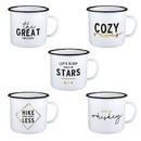 Christian Brands G5270 Packsmart - Enamel Mugs - 15 pcs