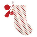 Stephan Baby G5480 Stocking - Red+White Stripe