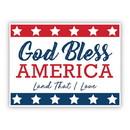 Christian Brands G5881 Yard Sign - God Bless America