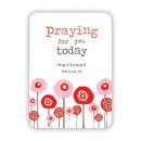 Christian Brands G6394 Verse Card - Praying for You Today
