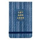 Christian Brands J0088 Notepad - Let God Lead