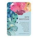 Christian Brands J1274 Verse Card - New Mercies
