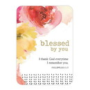 Christian Brands J1277 Verse Card - Blessed by You