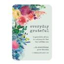 Christian Brands J1278 Verse Card - Everyday Grateful