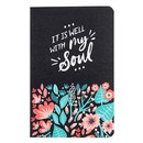 Christian Brands J1294 Notepad Set - It is Well with My Soul
