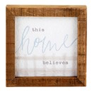 Heritage J1422 Tabletop Décor - Framed - This Home