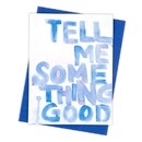 Christian Brands J2373 Pieces of Me Greeting Card - Tell Me Something Good
