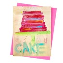 Christian Brands J2377 Pieces of Me Greeting Card - Pieces of Me - Cake
