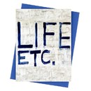 Christian Brands J2411 Pieces of Me Greeting Card - Life, ETC.