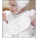 Cambridge JC757 Baptismal Bib - 12/pk