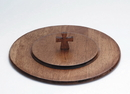 Robert Smith JT113 Handcrafted Maple  Communion Tray Lid
