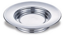 Sudbury KC160 Polished Aluminum Stacking Bread Plate