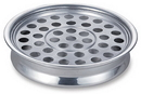 Sudbury KC162 Polished Aluminum Communion Tray