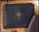 Creed KS210 Black Leather Rosary Case