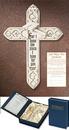 Avalon Gallery KS427 Tomaso Graduation Boxed Cross