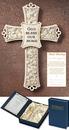 Avalon Gallery KS429 Tomaso Home Blessing Boxed Cross