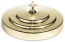 Sudbury KS718 Solid Brass Communion Tray Cover