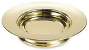 Sudbury KS719 Solid Brass Stacking Bread Plate