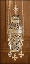 Sudbury MC934 Ornate Hanging Incense Burner