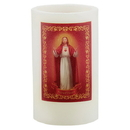 Christian Brands MR159 Sacred Heart LED Candle