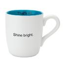Christian Brands MUG28-2990R That's All® Mug - Shine Bright - Ovarian Cancer