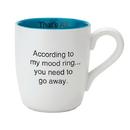 Christian Brands MUG28-2990V That'S All Mug - Mood Ring