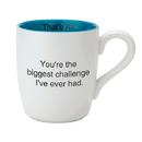 Christian Brands MUG28-2991A That'S All&Reg; Mug - Biggest Challenge