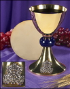 Sudbury NC905 Blessed Mother Chalice And Paten Set