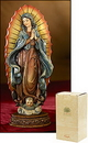 Avalon Gallery ND125 Our Lady of Guadalupe Statue