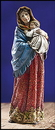 Avalon Gallery ND168 Ave Maria - Madonna Of The Streets Figurine