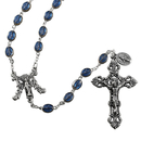 Creed NS302 Blue Miraculous Rosary