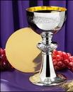 Sudbury NS718 Ornamented Chalice And Paten Set