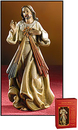 Avalon Gallery PC942 Divine Mercy Statue
