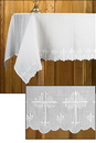 RJ Toomey PS272 Scallop Edged Altar Frontal