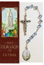 Milagros PS345 Our Lady of Fatima Chaplet