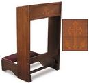 Robert Smith PS713 Silk-Screened Padded Folding Kneeler