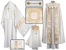 RJ Toomey PS822 Cope and Humeral Veil Set