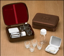 Sudbury PS839 4-Cup Portable Communion Set
