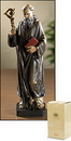 Avalon Gallery PS987 St. Benedict Statue