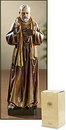 Avalon Gallery PS990 Saint Pio Statue