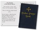 Aquinas Press RC768 Traditional Cover Pocket Prayer Book - 12/Pk