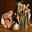 Christian Brands RC808 Holy Family Nativity Set