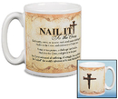 Gifts of Faith RS671 Nail It To The Cross Mug