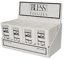Gifts of Faith RS995 God Bless You Tissue Display