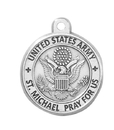 Christian Brands SO243A Army Heritage Medal With 20