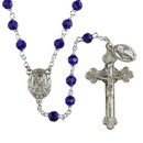 Creed SO26SP5D Sapphire Vienna Collection Rosary
