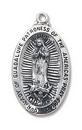 Creed SO3368 Our Lady Of Guadalupe Medal