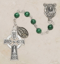 Creed SO36ML7644D Malachite Irish Rosary
