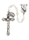 Creed SO6ABCR18D 6MM Mother's Embrace AB Rosary - Crystal