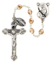 Creed SO6ABG18D Mother's Embrace 6MM Italian Rosary - Gold